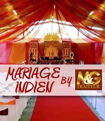 mariage indien by mg traiteur ile runion - Traiteur Indien Mariage