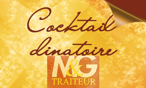menu cocktail dinatoire m&g traiteur ile de la réunion